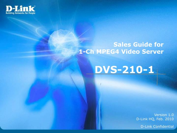 Sales Guide for
