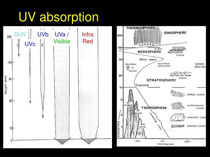 Uv absorption