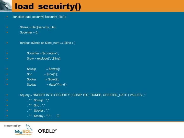 load_secuirty()