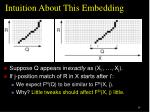intuition about this embedding1