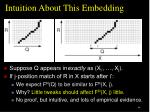 intuition about this embedding2