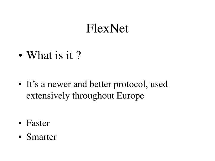 flexnet n.