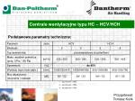 centrale wentylacyjne typu hc hcv hch2