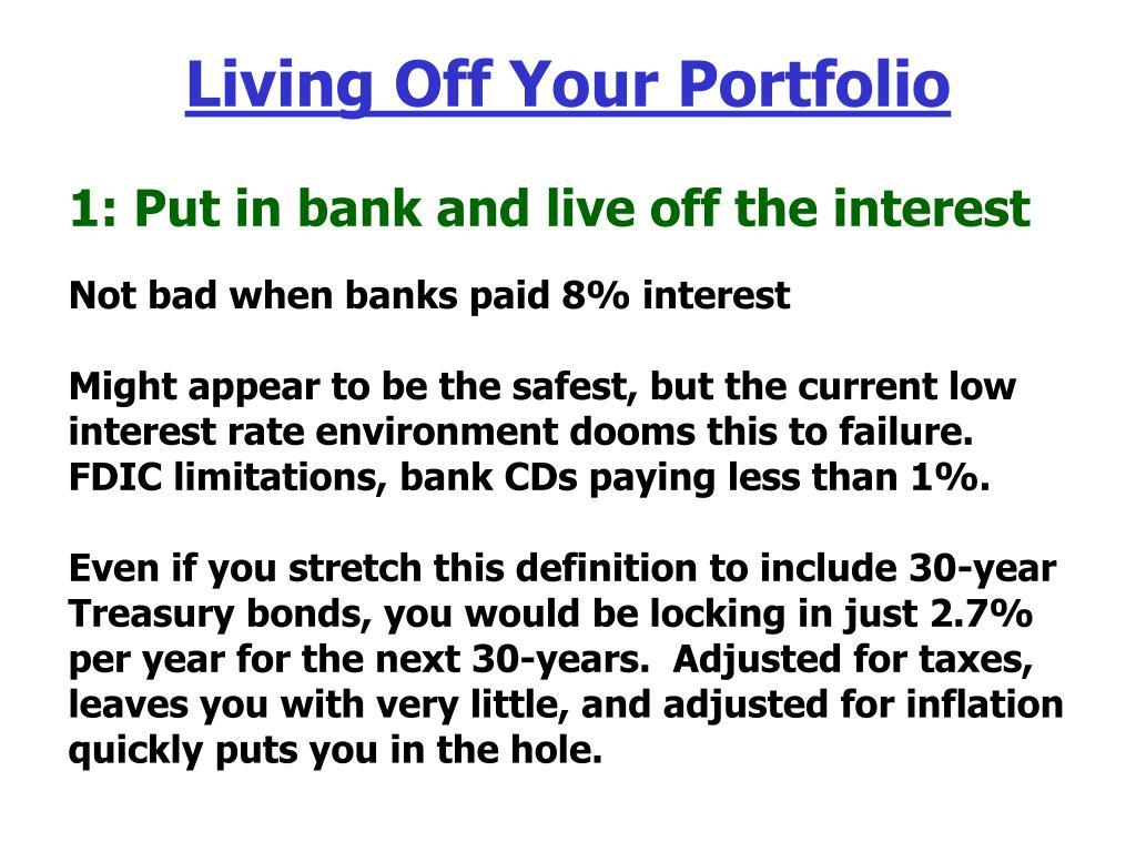 PPT - Building a Dividend & Income Portfolio with ETFs