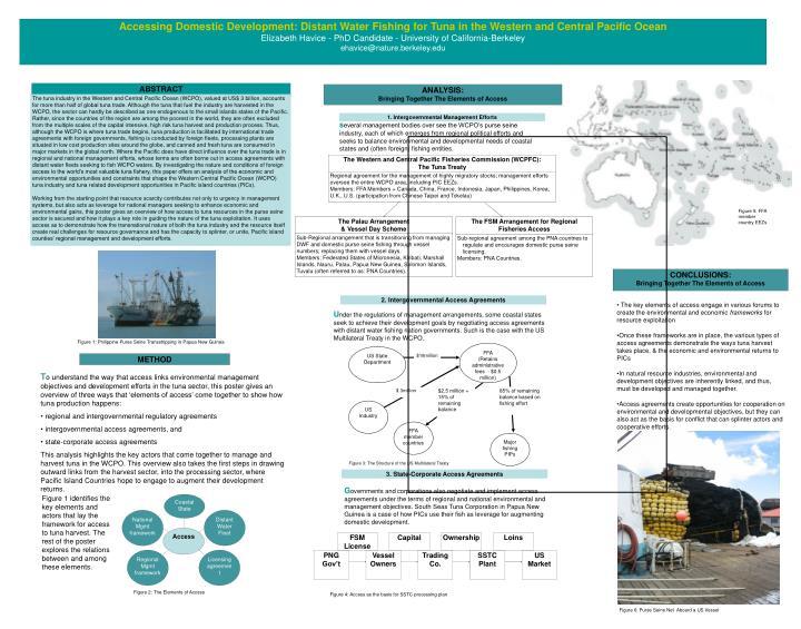 National Mgmt framework