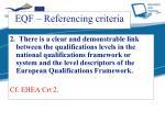 eqf referencing criteria1