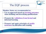 the eqf process3