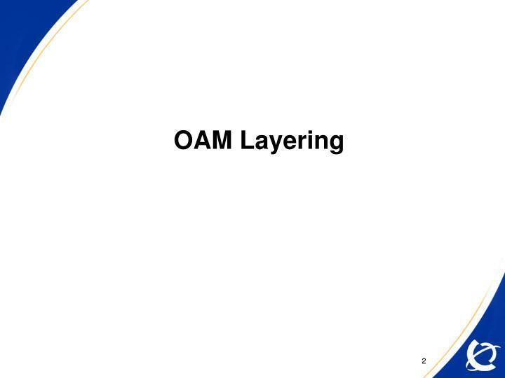 Oam layering