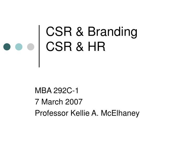 csr branding csr hr n.
