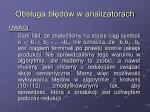obs uga b d w w analizatorach2