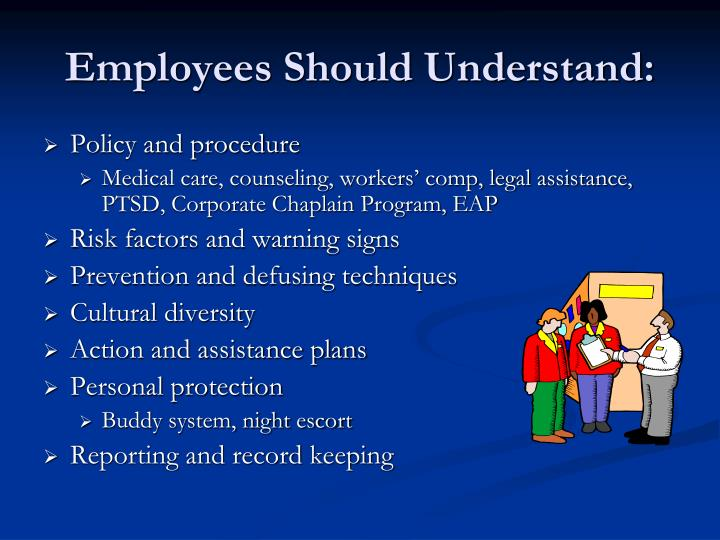 Employees Should Understand: