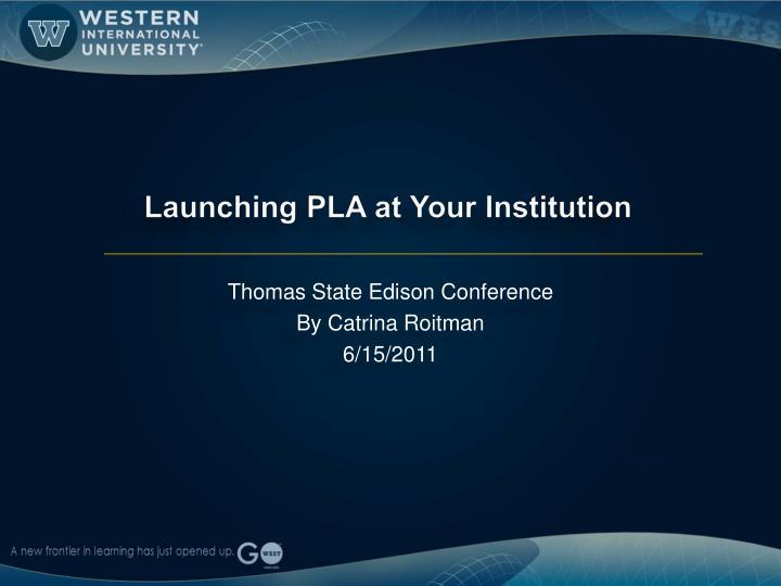 Thomas state edison conference by catrina roitman 6 15 2011