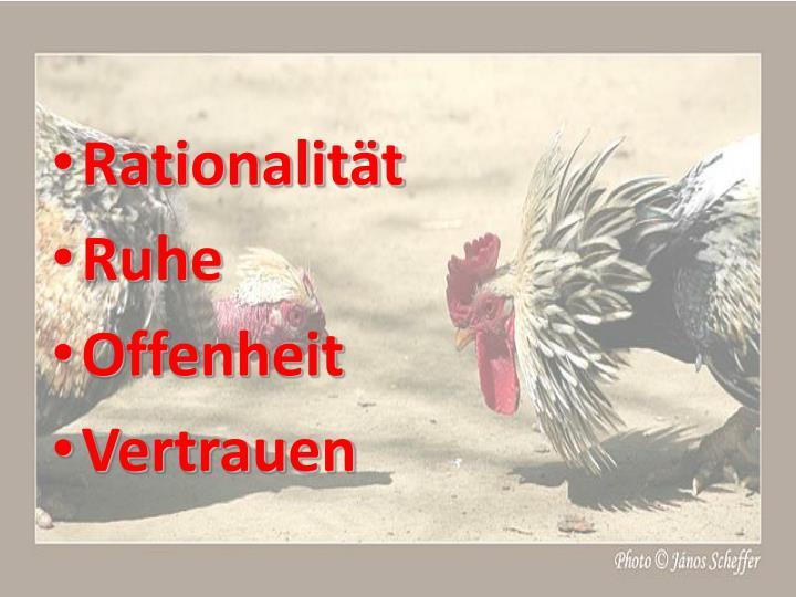 Rationalität