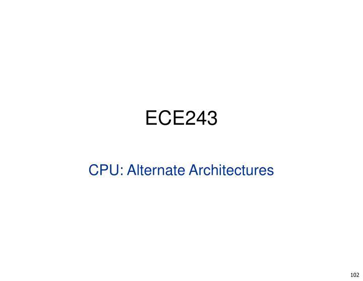 ECE243