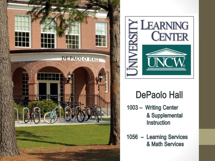 DePaolo Hall