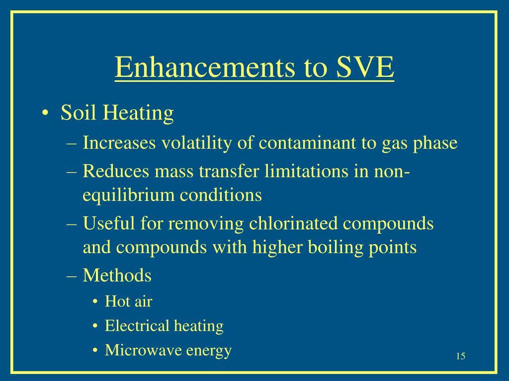 Ppt Soil Vapor Extraction Limitations And Enhancements