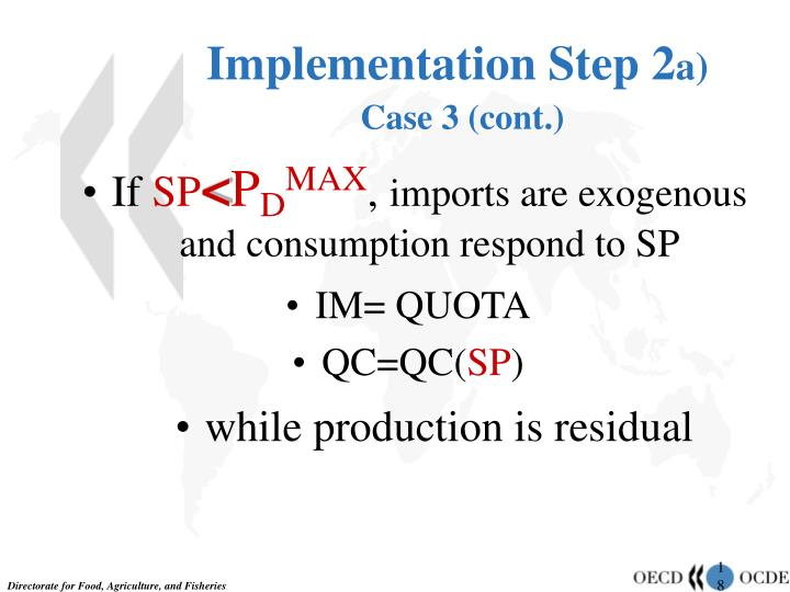 Implementation Step 2