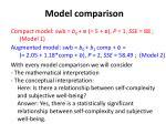 model comparison3