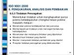 iso 9001 2000 8 pengukuran analisis dan pembaikan14