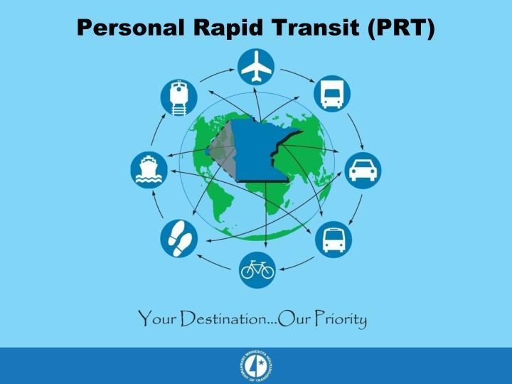 personal rapid transit prt