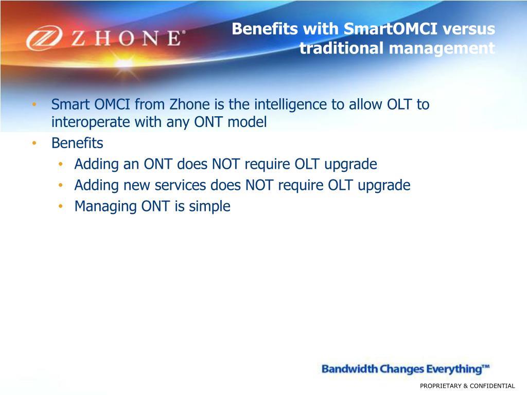 PPT - MXK Training Module 5 OMCI PowerPoint Presentation