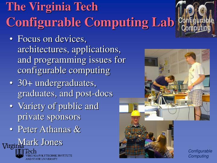 The Virginia Tech
