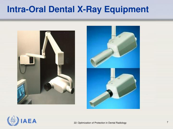 Intra-Oral Dental X-Ray Equipment