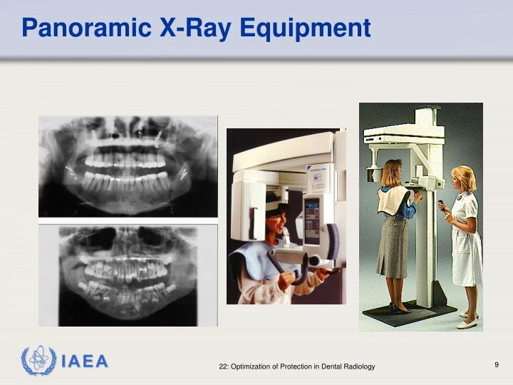 Panoramic X-Ray Equipment