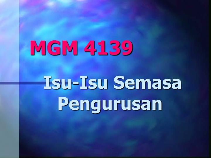 Mgm 4139