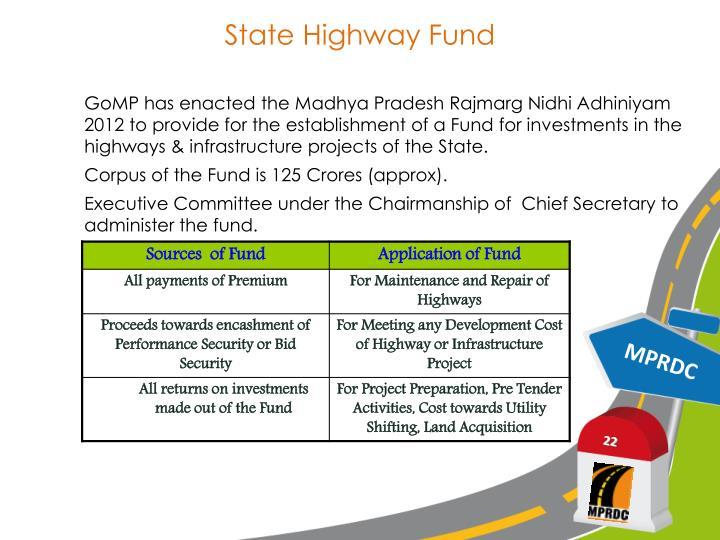 State Highway Fund