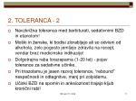 2 toleranca 2