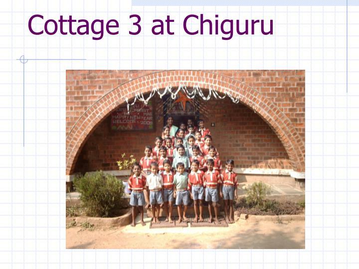 Cottage 3 at Chiguru