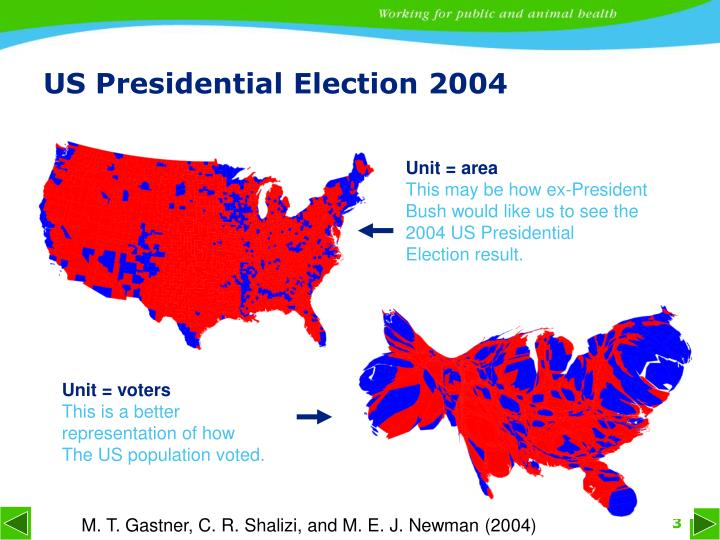Us presidential election 2004
