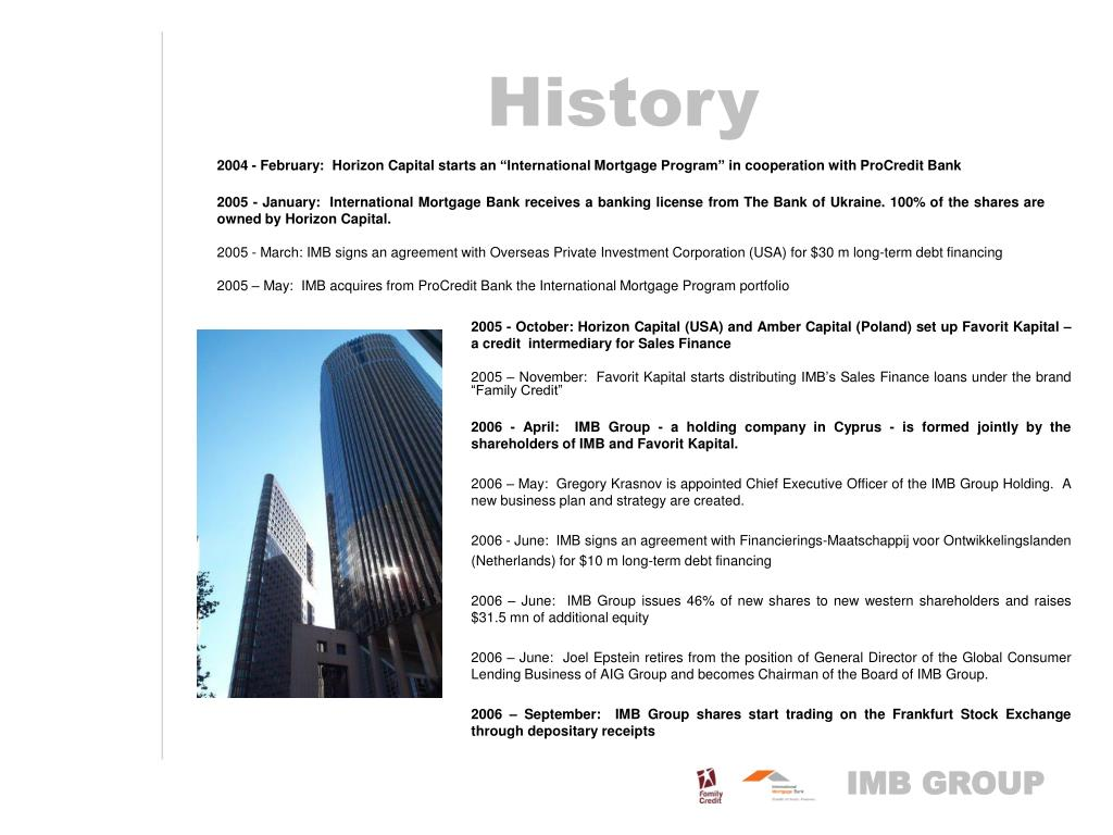 PPT - IMB GROUP PowerPoint Presentation - ID:3425366