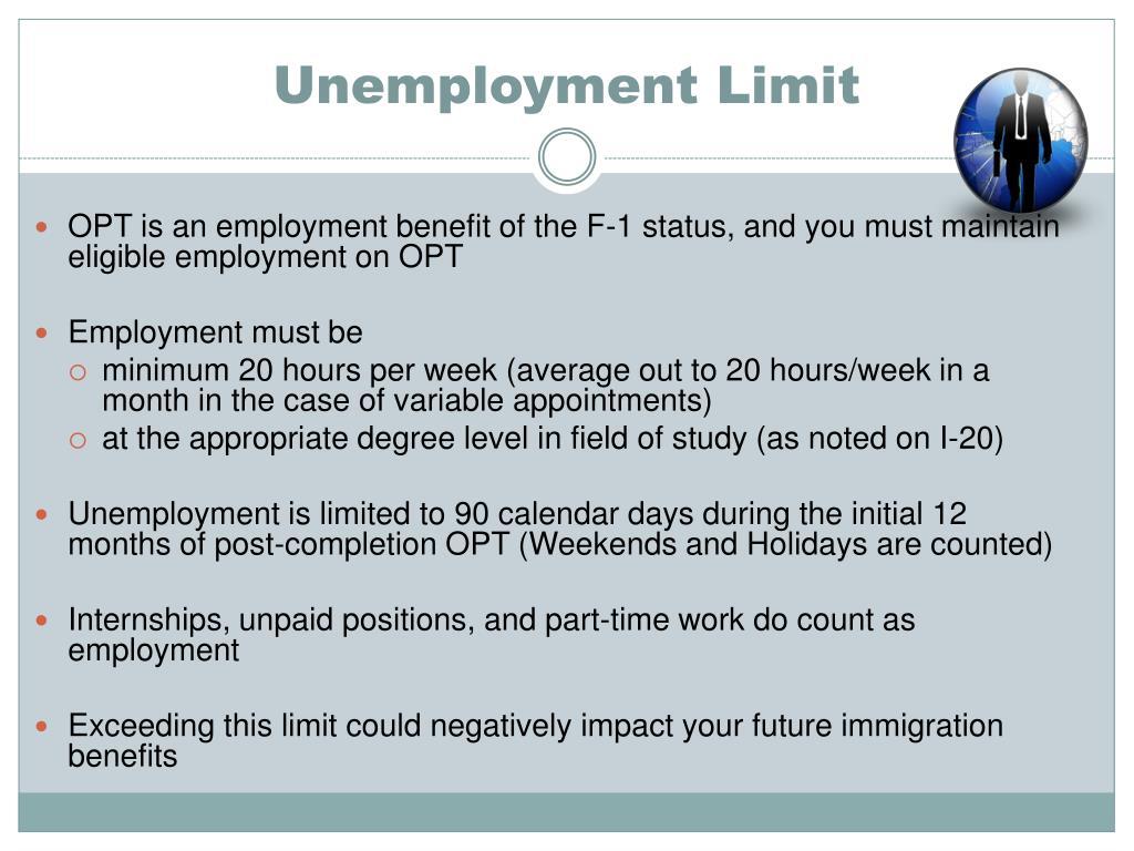 PPT - Optional Practical Training (OPT) ONLINE WORKSHOP