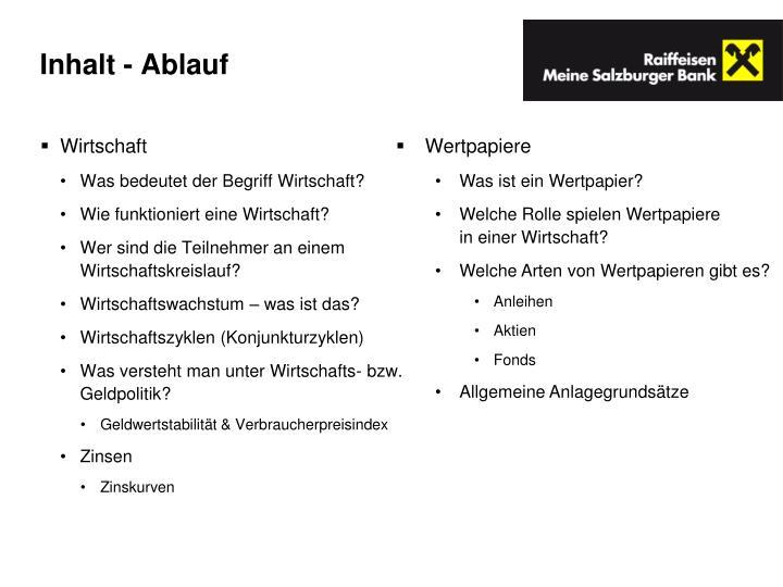 Ppt Raiffeisen Salzburg Powerpoint Presentation Id3427095