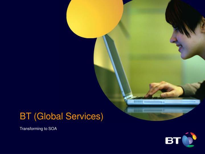 bt global services n.