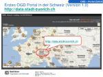 erstes ogd portal in der schweiz version 1 0 http data stadt zuerich ch