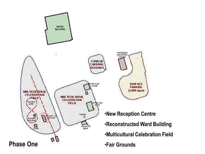 New Reception Centre
