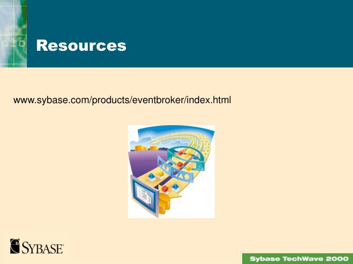 www.sybase.com/products/eventbroker/index.html