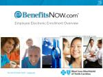 employee electronic enrollment overview