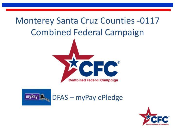 monterey santa cruz counties 0117 combined federal campaign n.