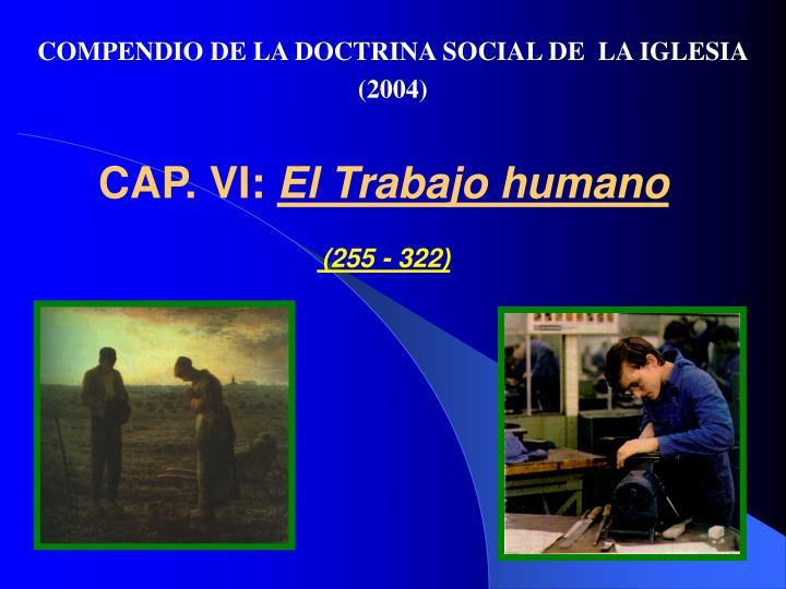cap vi el trabajo humano 255 322 n.