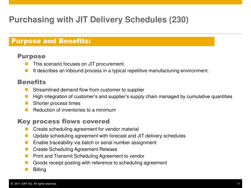 PPT - SAP Best Practices for Discrete Manufacturing V1 605