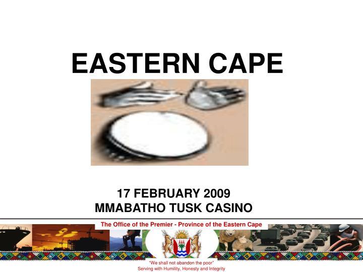 eastern cape province n.