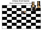 chess end game black checkmates in one move1