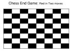 chess end game red in two moves