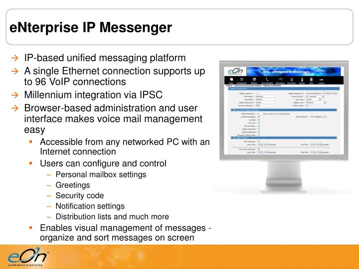 eNterprise IP Messenger
