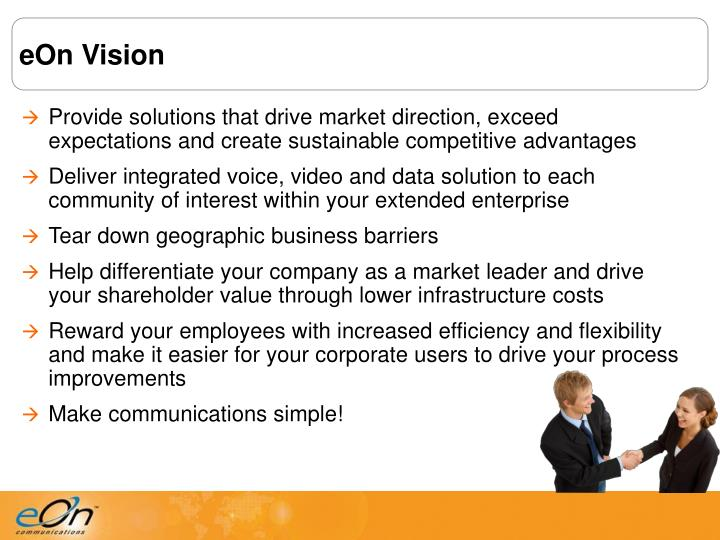 eOn Vision