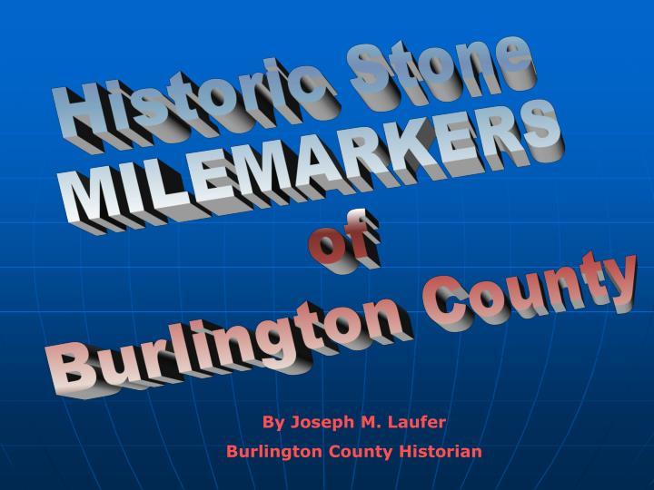Historic Stone